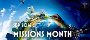 Missions Month 2016