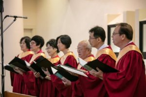 chinese - choir